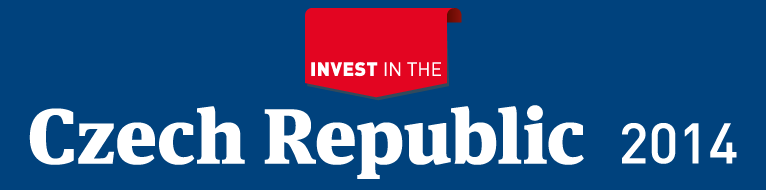 Invest in the Czech Republic 2014 logo